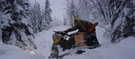 Trapping in the Yukon